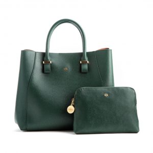 Jane Dark Green voorkant