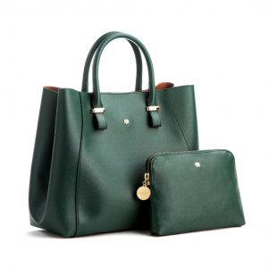 Gunas New York - Jane Dark Green zijkant