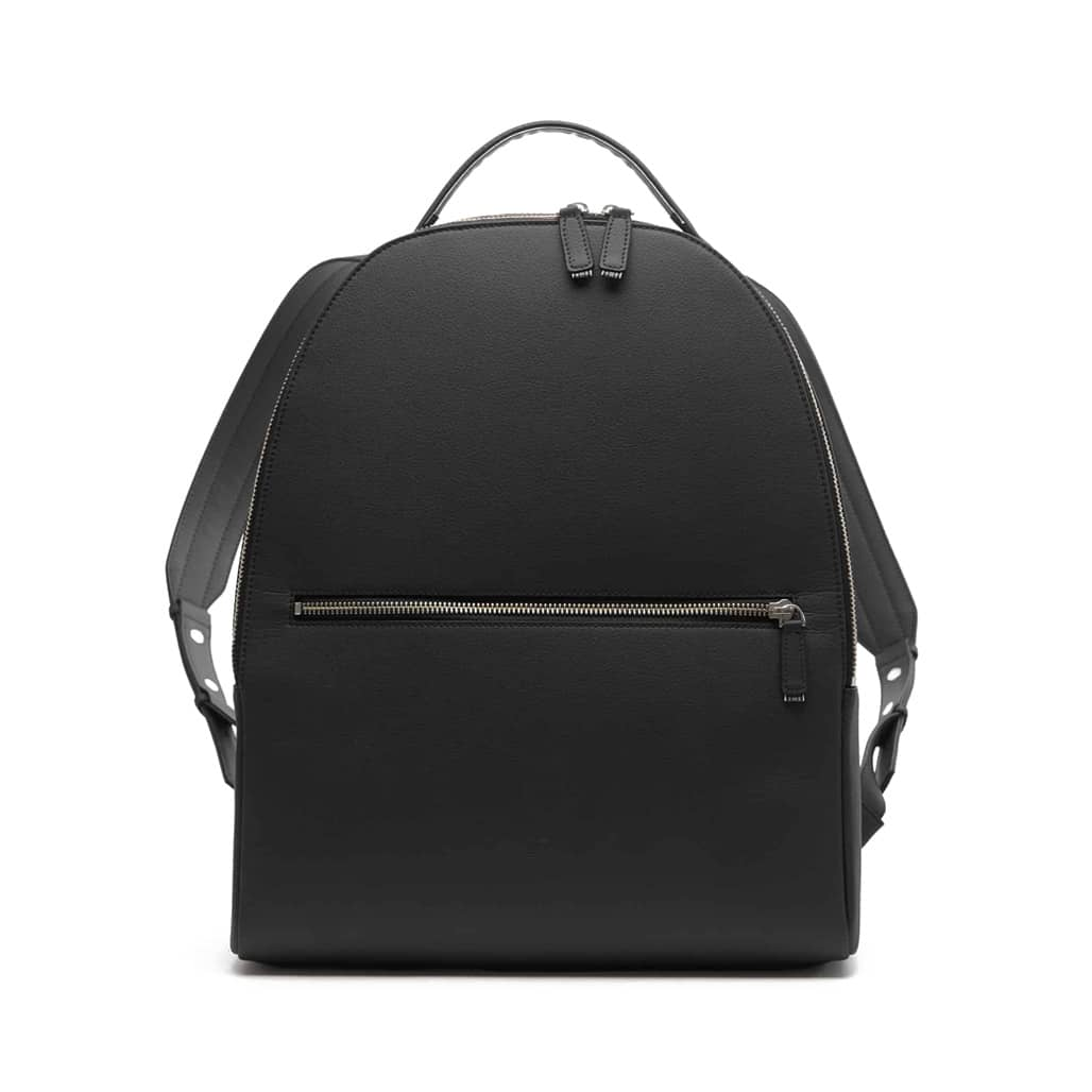 duurzaam product: Thisislo First Edition Backpack Black Small Vegan Rugzak Rugtas Zwart