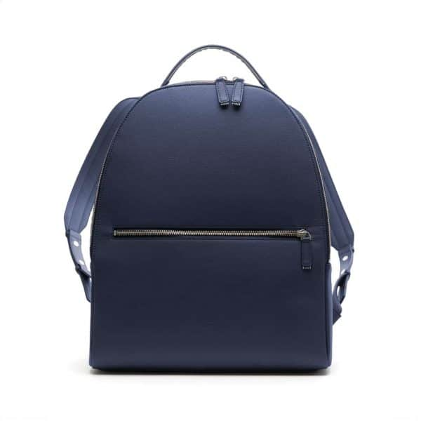Vegan rugzak - This is Lo First edition backpack blauw voorkant