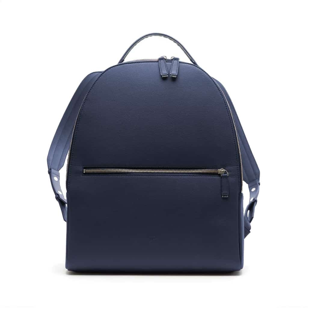 duurzaam product: Thisislo First Edition Backpack Blue Large Rugtas Rugzak Vegan Unisex Blauw