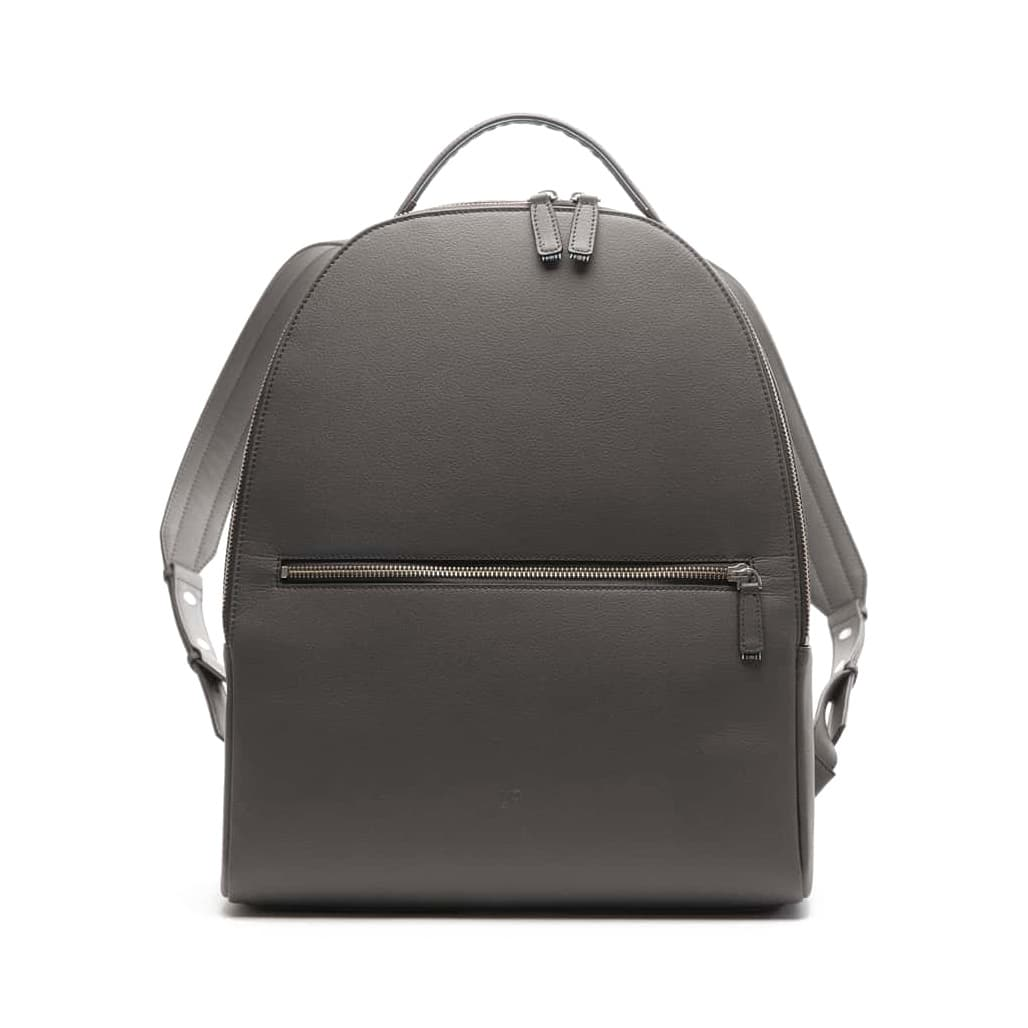 duurzaam product: Thisislo First Edition Backpack Grey Large Rugtas Rugzak Vegan Unisex Grijs